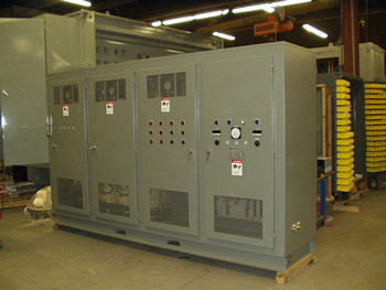 Custom Large D.C. Power Supplies  gallery image