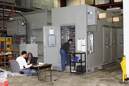 D.C. Power Supplies for chemical applications gallery image