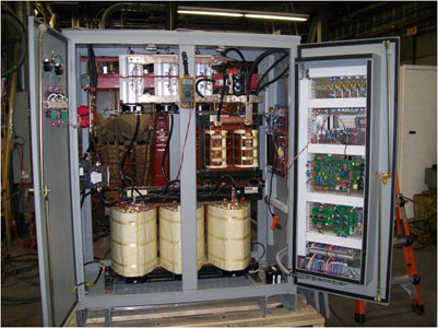 Furnace duty rectifiers for any metal processing gallery image