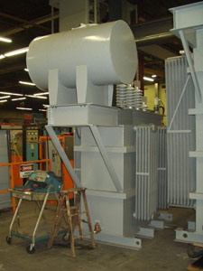 Oil Filled Grounding Transformers gallery image