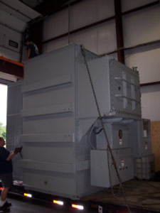 Transformer Repairs and Retrofits - Emergency repairs  gallery image