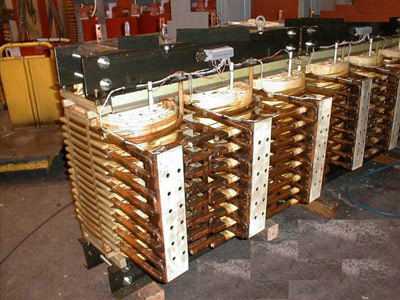 Water Cooled Transformers for rectifier duty applications gallery image